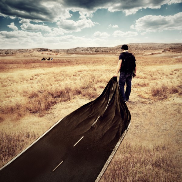 End of the Road – Conceptual Photography by Jimmy Bui