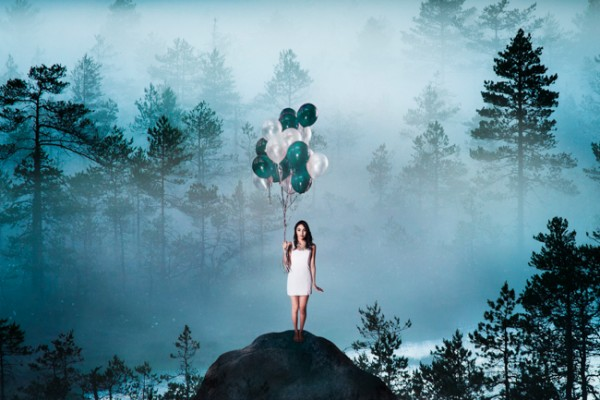 Modern Girl – Conceptual Portrait by Jimmy Bui