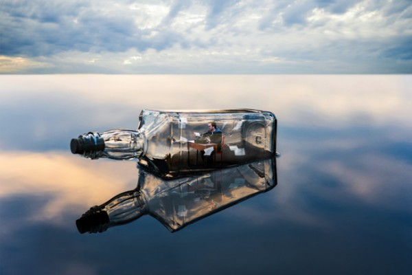 Setting Forth – Conceptual Photography by Jimmy Bui