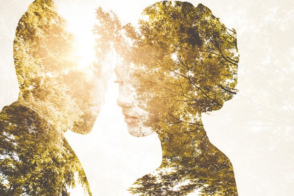 Can't Feel My Face – Double Exposure Photography