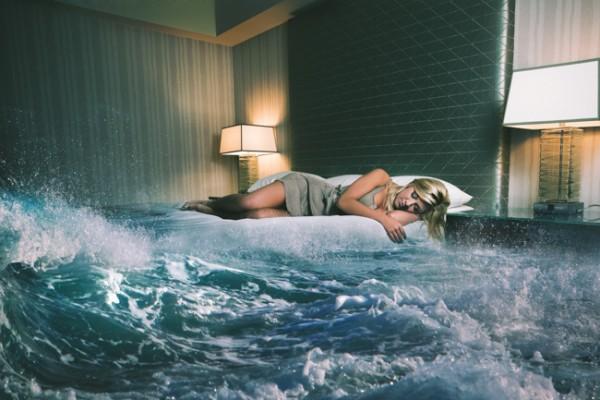 Amongst the Waves – Pearl Jam Fine Art Piece