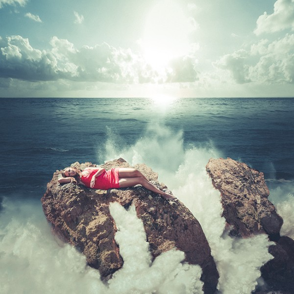 Amongst the Waves – Conceptual Photography by Jimmy Bui